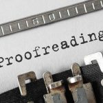 Relecture proofreading